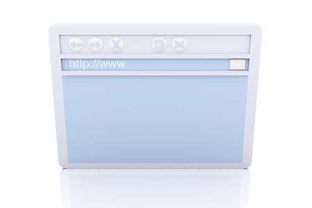 Browser Window Stock Photo - 5329957