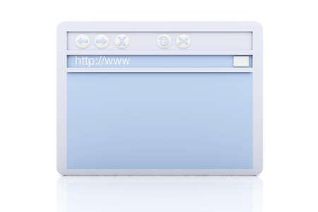 Browser Window Stock Photo - 5329956