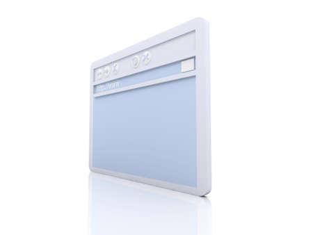 Browser Window Stock Photo - 5329951