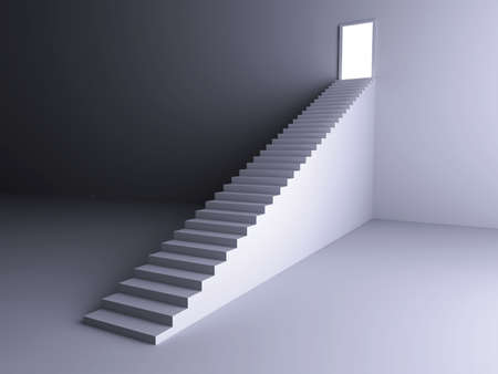 Staircase to the Light photo