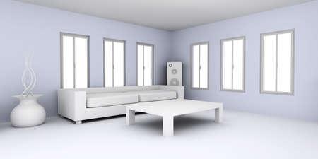 Apartment Interior Stock Photo - 5643113