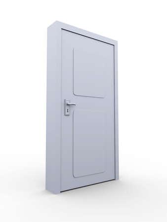 doorstep: Door