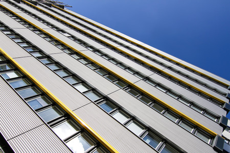 Modern architecture in Germany. Stock Photo - 22648886