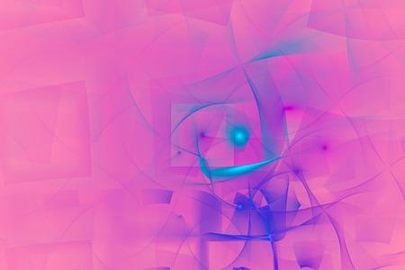 fractal flame: Un fondo abstracto del fractal creado usando el algoritmo de la llama del fractal recursivo.