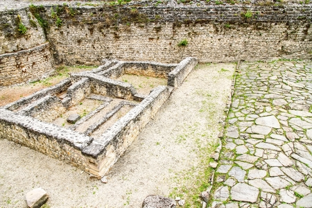 archeological site: Archeological site in Sopron