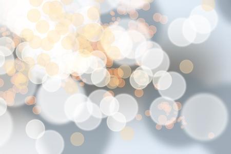glittery: Bokeh lights background Stock Photo