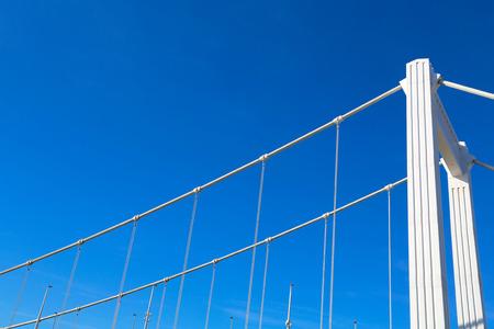 elisabeth: The Elisabeth Bridge in Budapest, Hungary, Europe.
