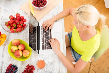 researching: Researching Fruits