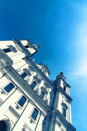 historic: Historic Salzburg Stock Photo