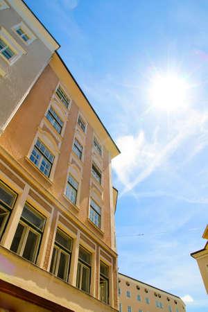 historic: Historic Architecture in Salzburg