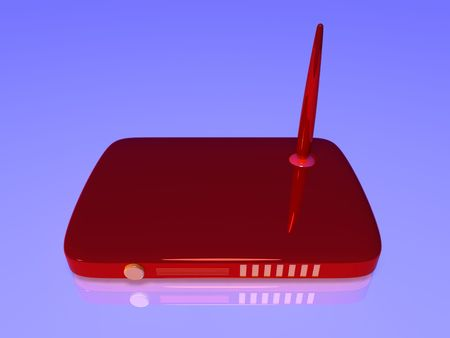 dsl: Wireless Network Router