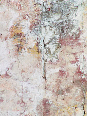 dirty cracked wall for your design needs photo