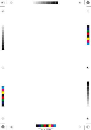 calibration: Documento di taratura con la stampa di marchi