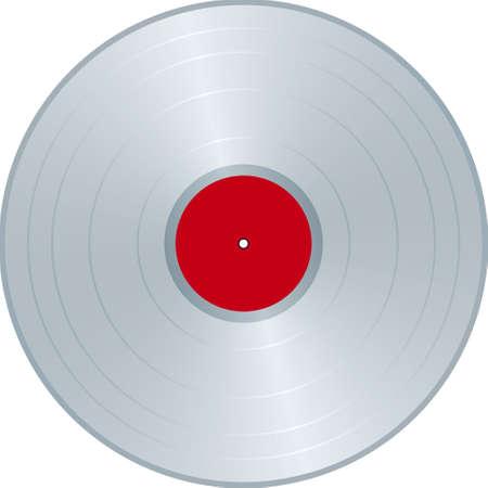 Platinium LP label