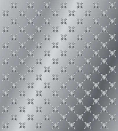 Vector illustration of torsion metal plate Stock Vector - 2808944