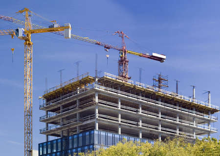 gibbet: Building Site for business building