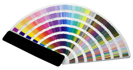 Prepress color scale Stock Photo - 3010658