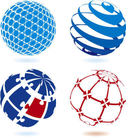 pick up: Prenez-vous nouveau logo Illustration