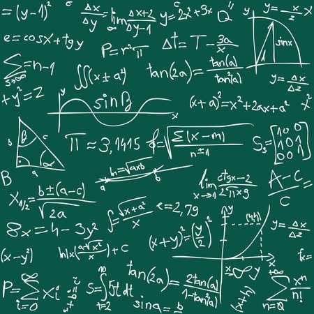 theorem: Ilustraci�n vectorial de las matem�ticas de fondo sin fisuras
