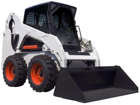Small bulldozer Stock Photo - 4738539