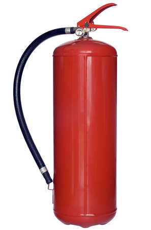 Fire extinguisher isolated on white background Stock Photo - 4787405