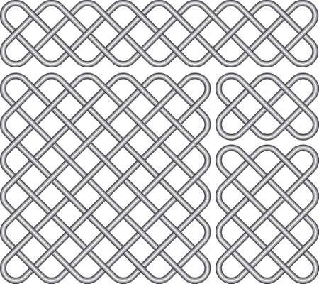 illustration of Celtic knots Stock Vector - 6845943