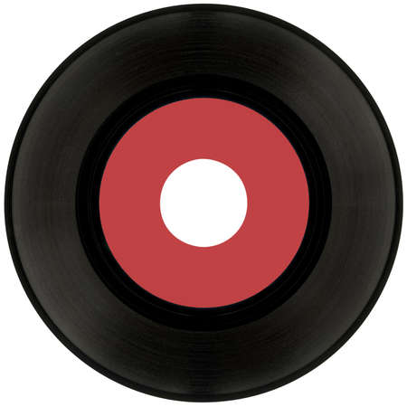 Gramophone vinyl record photo