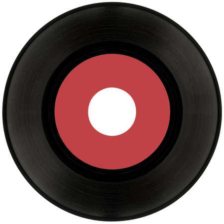 Vinyl Schallplatte  Standard-Bild