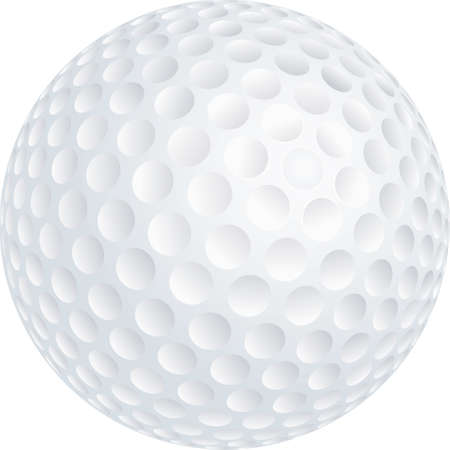 golf ball Stock Vector - 8773648
