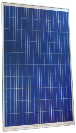solarpanel: Photovoltaic Solar Panel Isolated with Clipping Path