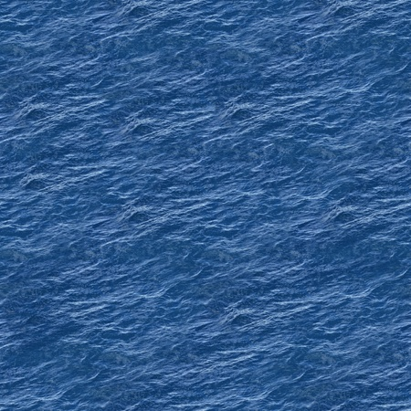 Sea Surface Seamless Pattern Background photo