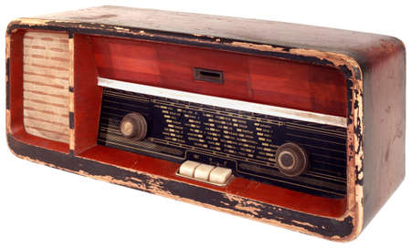 standalone: Old Radio Isolated