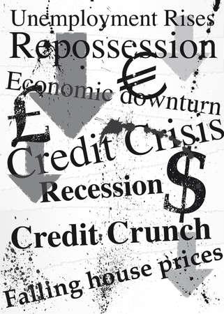 recession: Recession Montage