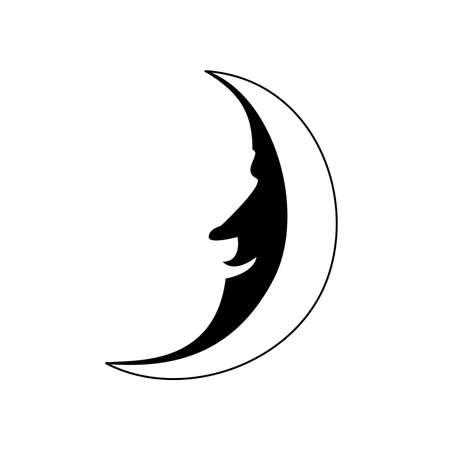 astro: Moon man