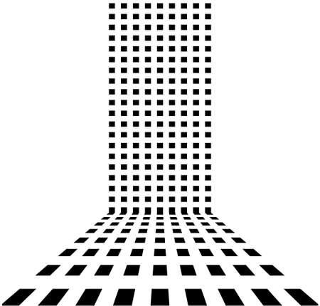 tablero de ajedrez: Salpicado retro resumen de antecedentes Vectores