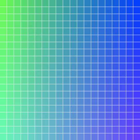 Multicolored square vector mosaic background Vector