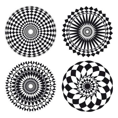 spirograph: Spirograph ornament tattoo