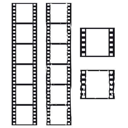 Films backgrounds Stock Vector - 5300627