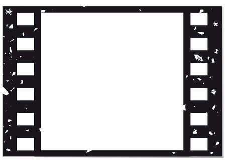 Film vector background Stock Vector - 5300622
