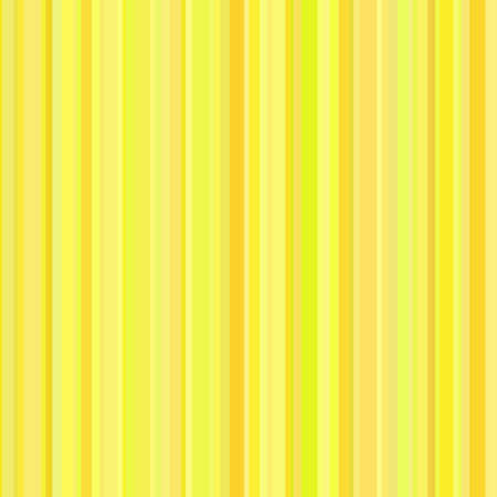 Vertical vector yellow stripes background Vector