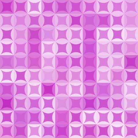 Retro pink pattern Vector