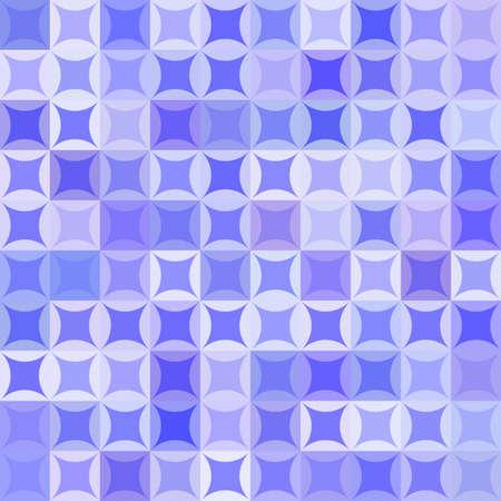 Retro blue pattern Vector