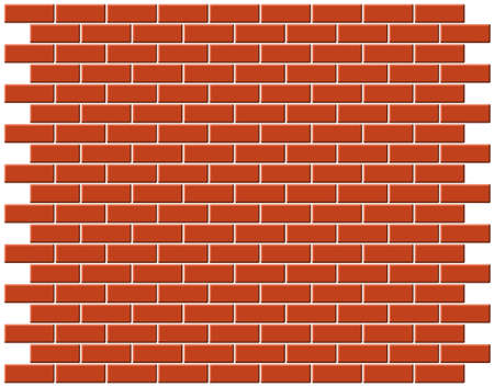 Brickwall background Vector