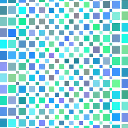 Retro multicolored pattern Vector
