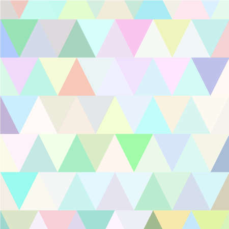 Retro multicolored pattern