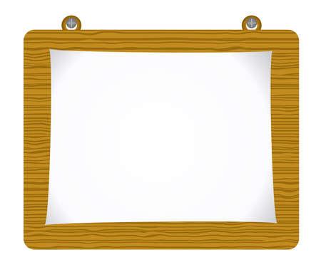 adjuntar: Papel adjuntar a fondo de madera vieja