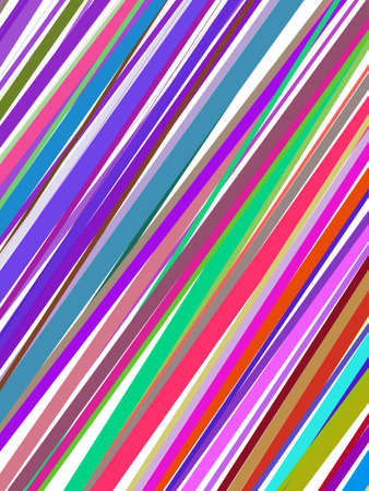 Abstract colorful lines cover Vector