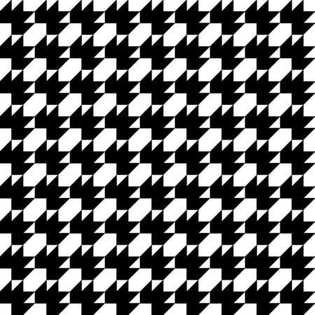 houndstooth: Pattern background