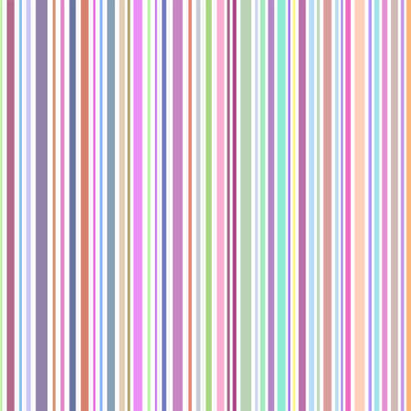 Vertical pastel multicolored stripes background Vector