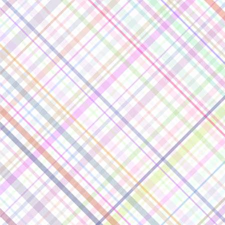 franela: Pasteles rayas multicolor plaid